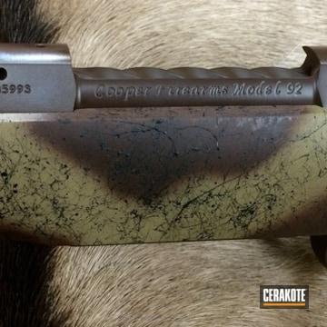 Cerakoted H-269 Barrett Brown