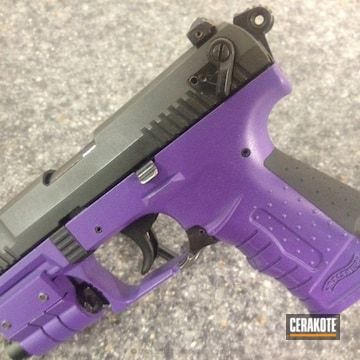 Cerakoted H-217 Bright Purple