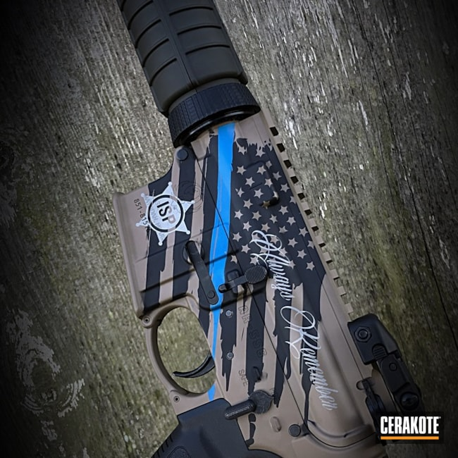 H-267 MagPul Flat Dark Earth, H-232 MagPul O.D. Green, H-220 Ridgeway Blue, H-152 Stainless and H-190 Armor Black