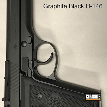 Cerakoted H-146 Graphite Black