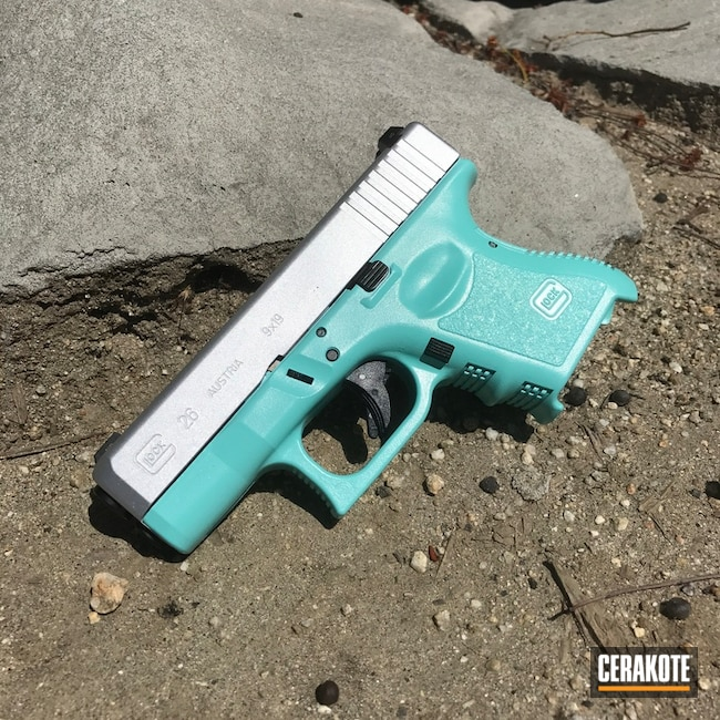 "Thumbnail image for project ""H-175 Satin Aluminum and H-175 Robin's Egg Blue"""