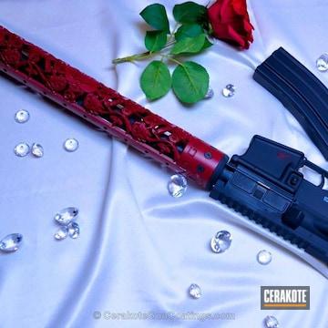Cerakoted H-221 Crimson