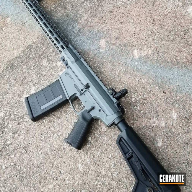 Cerakoted: SOLGW,Cerakote Elite Series,Mk10,Sons of Liberty Gun Works,Concrete E-160,Concrete E-160G,ThreeOHate,.308,AR 308,Mk10D