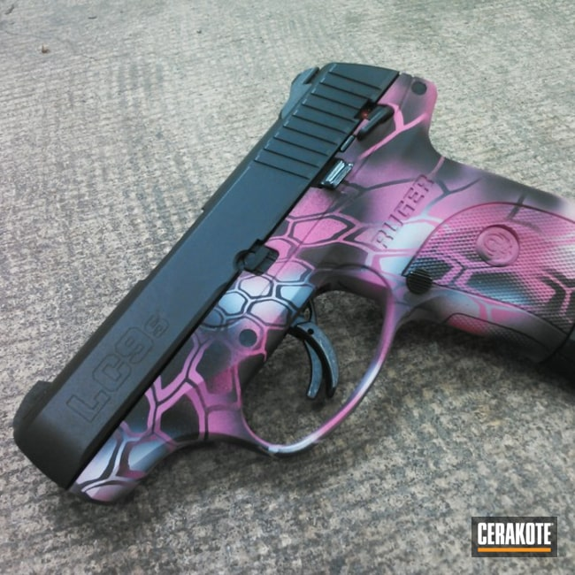 Version Of The 2nd Project Picture Graphite Black H 146q Ruger