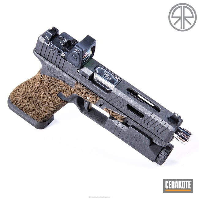 H-112 COBALT and H-261 Glock FDE