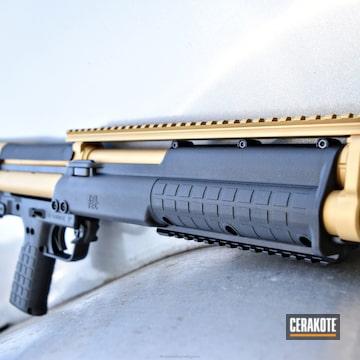 Cerakoted H-122 Gold