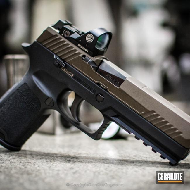 Cerakoted H-294 Midnight Bronze