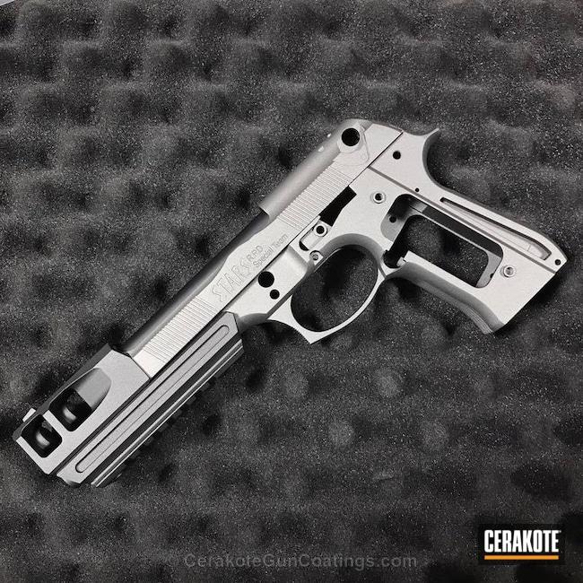 Cerakoted: Frame,Gun Metal Grey H-219,Pistol