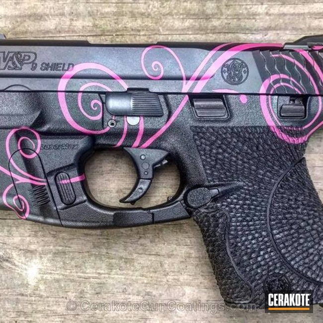 H-224 Sig Pink and HIR-146 Gen II Graphite Black