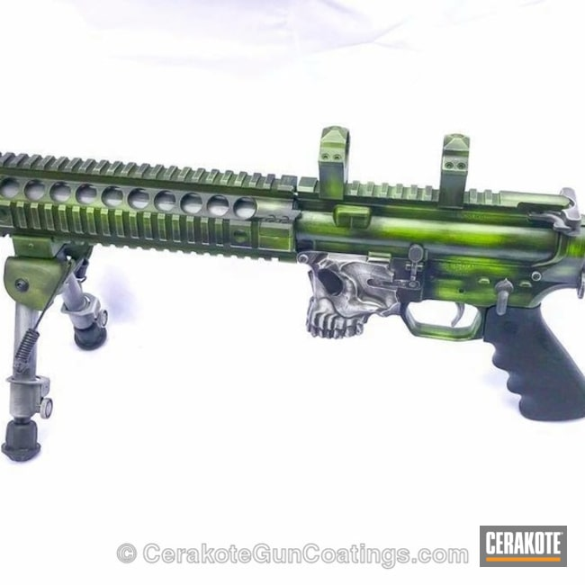 H-168 Zombie Green