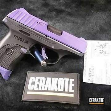 Cerakoted H-217 Bright Purple