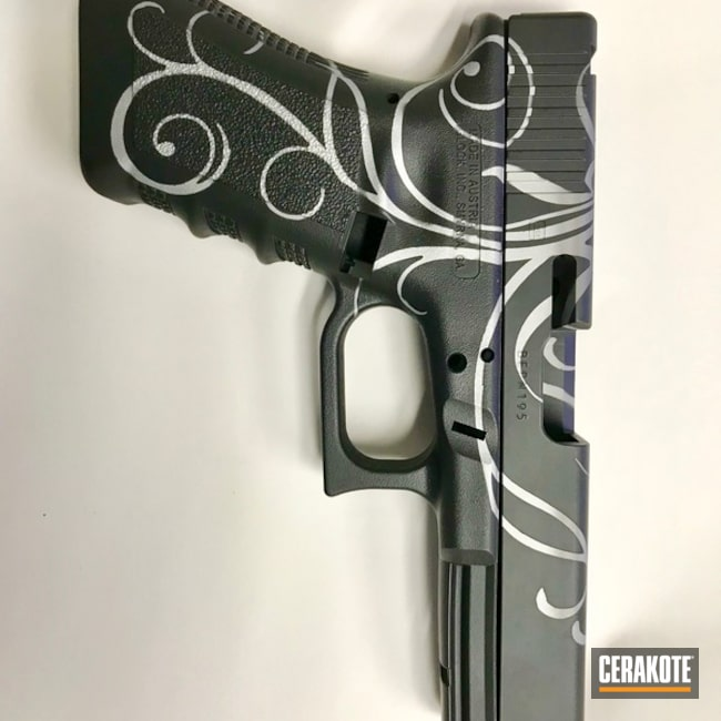 H-146 Graphite Black and H-147 Satin Mag