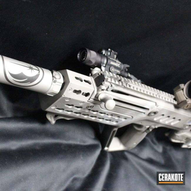 Cerakoted: Graphite Black H-146,Crushed Silver H-255,Titanium H-170,Star Wars