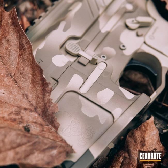 Cerakoted: MAGPUL® FLAT DARK EARTH H-267,MAD Land Camo,MultiCam,Desert Sand H-199,AR-10,Grey Ghost Precision,Camo,Tactical Rifle,O.D. Green H-236,AR 308