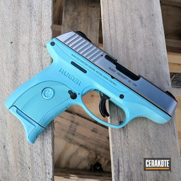 Cerakoted H-175 Robin's Egg Blue