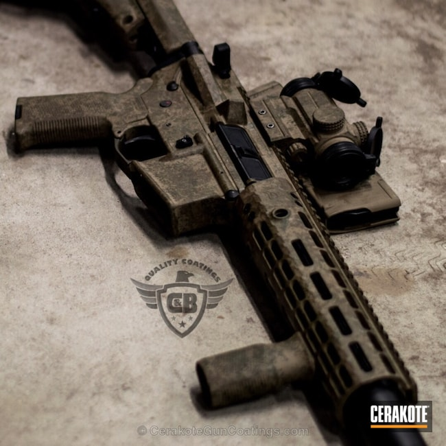 "Thumbnail image for project ""H-267 MagPul Flat Dark Earth and H-236 O.D. Green"""