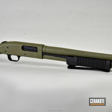 Cerakoted H-189 Noveske Bazooka Green