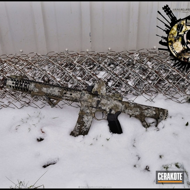 "Thumbnail image for project ""Custom Snow Camo Coating"""