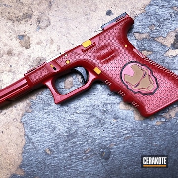 Cerakoted Custom Glock Frame