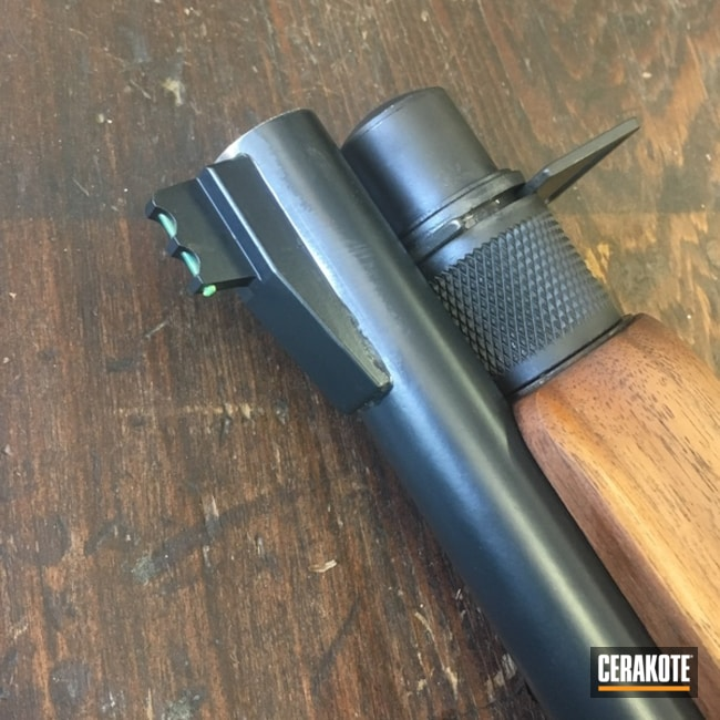 Short Barreled Shotgun in H-146 Graphite Black