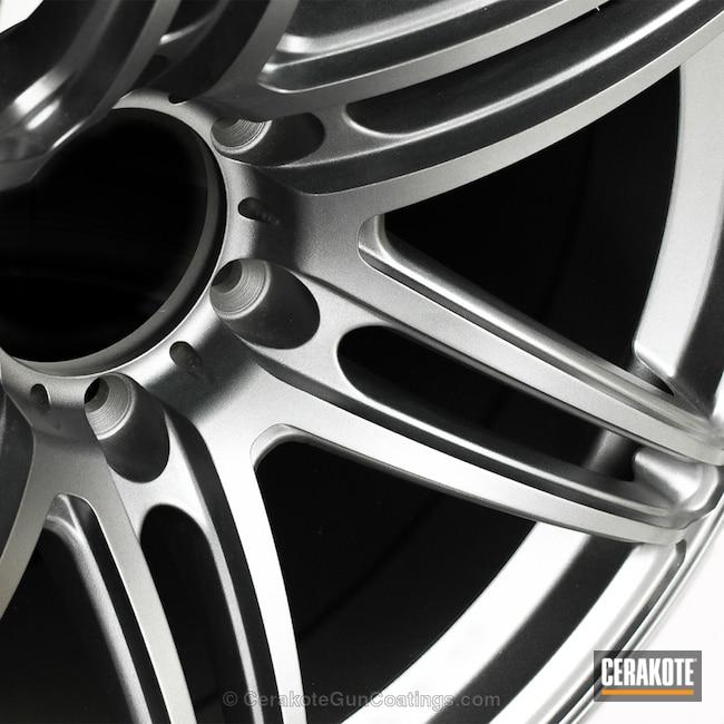 Cerakoted: Rims,Cerakote Clear - Aluminum MC-5100Q,aluminum clear,Clear Coat,Cerakote Clear - Aluminum MC-5100,More Than Guns,Wheels