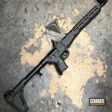 Cerakoted Kel-tec H-234 Sniper Grey