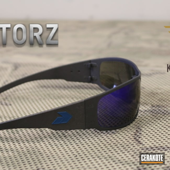 Smaller version of the 1st project picture. Not Just Guns, Sunglasses, Shades, Armor Black H-190Q, Gatorz