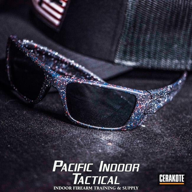 "Thumbnail image for project ""Oakley Sunglasses in a Custom Cerakote Finish"""