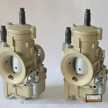 Cerakoted Custom Mix Of 3 Color To Match Original Factory Finish