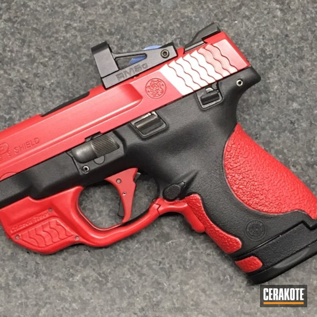 "Thumbnail image for project ""H-216 Smith & Wesson Red"""
