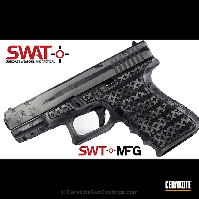 "Thumbnail image for project ""H-146 Graphite Black and H-214 Smith & Wesson Grey"""