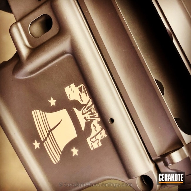 "Thumbnail image for project ""H-146 Graphite Black and H-267 MagPul Flat Dark Earth"""