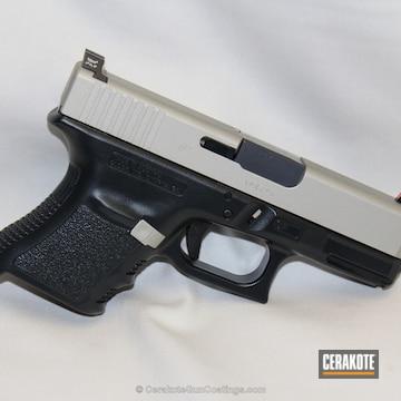 Cerakoted Glock Cerakoted In H-158, E-110 And C-110