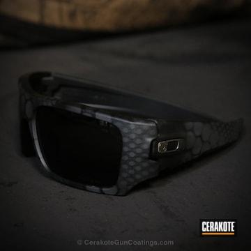 Cerakoted Urban Ultrablend Camo Oakley Sunglasses