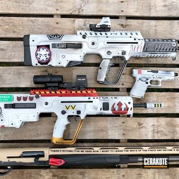 Cerakoted Cerakoted Star Wars Themed Gun Collection