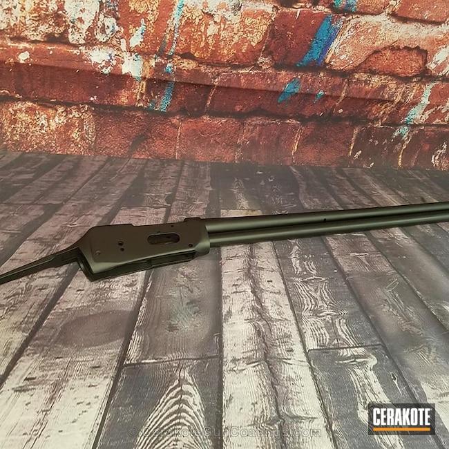 Cerakoted: Winchester,Shotgun,Graphite Black H-146,Winchester Model 94