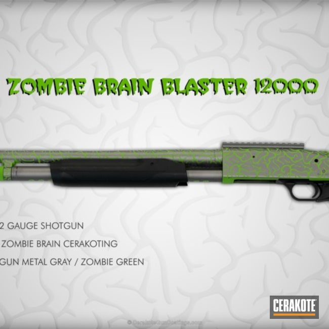 "Thumbnail image for project ""H-168 Zombie Green and H-219 Gun Metal Grey"""