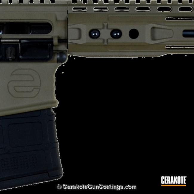 Cerakoted: Tactical Rifle,Flat Dark Earth H-265,AR-15
