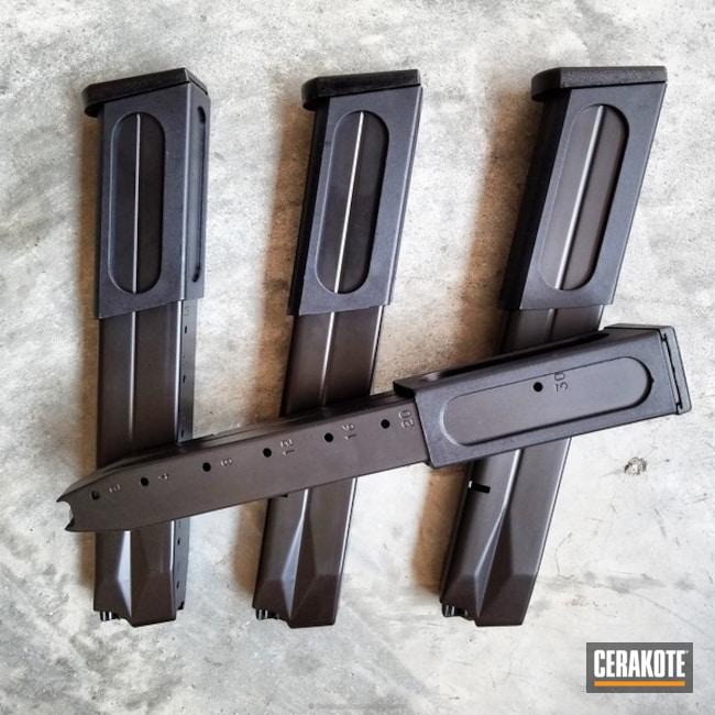 Cerakoted: Magazines,Graphite Black H-146,Corrosion Protection,Beretta