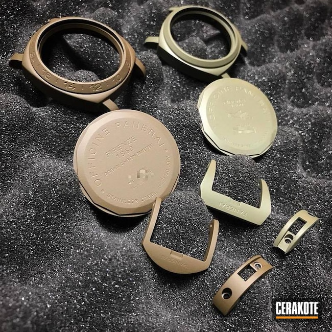 Panerai Watch Parts