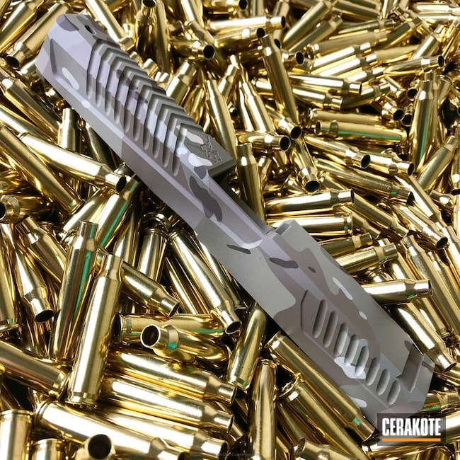 Cerakoted: Desert Sage H-247,MAGPUL® FLAT DARK EARTH H-267,MultiCam,Desert,Camo,BENELLI® SAND H-143,Glock,Arid,Slide
