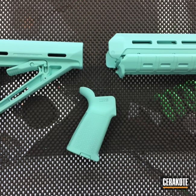 "Thumbnail image for project ""Magpul Furniture in H-175 Robin's Egg Blue"""