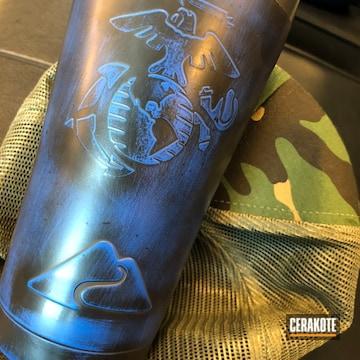 Cerakoted Custom Cerakoted Stainless Steel Cup
