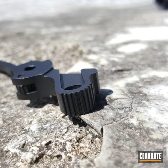 Cerakoted: 1911 Hammer,Graphite Black H-146,1911 Parts,Gun Parts,1911 Barrel,1911,1911 Trigger