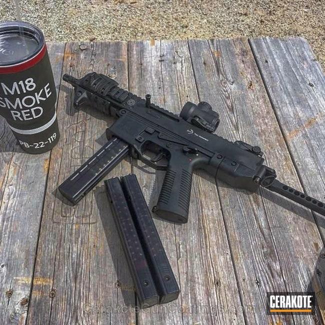 Cerakoted: Snow White H-136,Smoke Grenade,MAGPUL® O.D. GREEN H-232,Custom Tumbler Cup,DEWALT YELLOW H-126,Tumbler