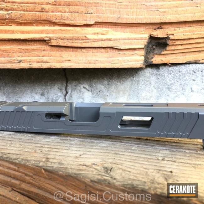 Cerakoted: Cerakote Elite Series,Concrete E-160,Concrete E-160G,Slide