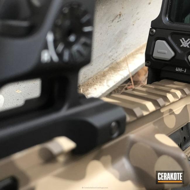 Cerakoted: Desert Camo,AR Pistol,MAGPUL® FLAT DARK EARTH H-267,MultiCam,Custom SBR,Desert Sand H-199,Patriot Brown H-226,Tactical Rifle,Custom Camo,AR-15