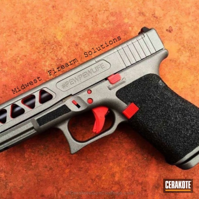 "Thumbnail image for project ""H-216 Smith & Wesson Red and H-227 Tactical Grey"""