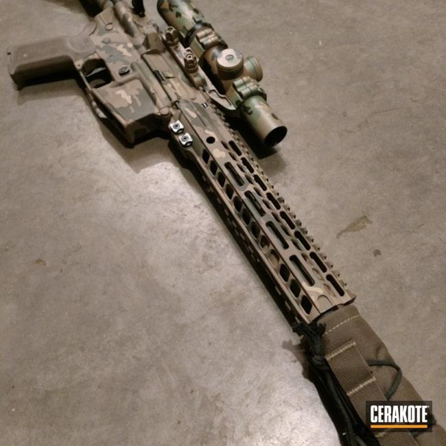 Cerakoted: HAZEL GREEN H-204,MultiCam,Mud Brown H-225,Sons of Liberty Gun Works,Desert Sand H-199,Tactical Rifle,M4 Carbine