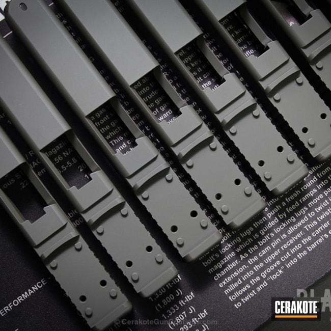 Cerakoted: Glock,MAGPUL® O.D. GREEN H-232,Pistols